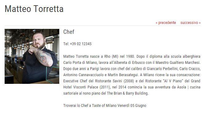Matteo torretta